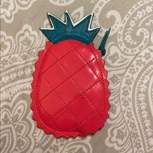 Coach Pineapple coin purse